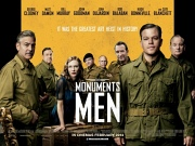 Filmplakat Monuments Men
